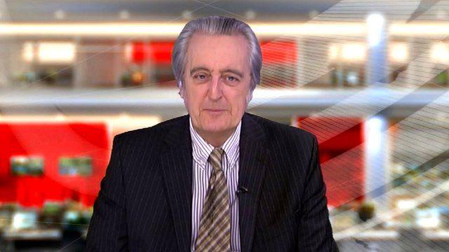 Paul Lewis of BBC Radio 4's Money Box