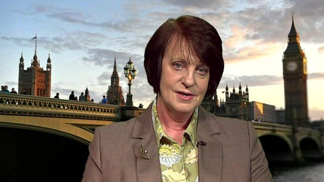 The Children's Commissioner for England, Maggie Atkinson