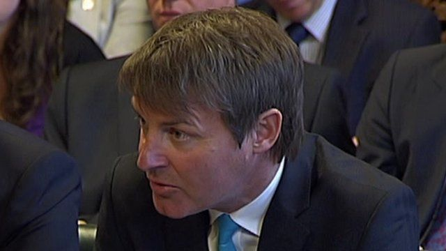 G4S chief executive, Nick Buckles