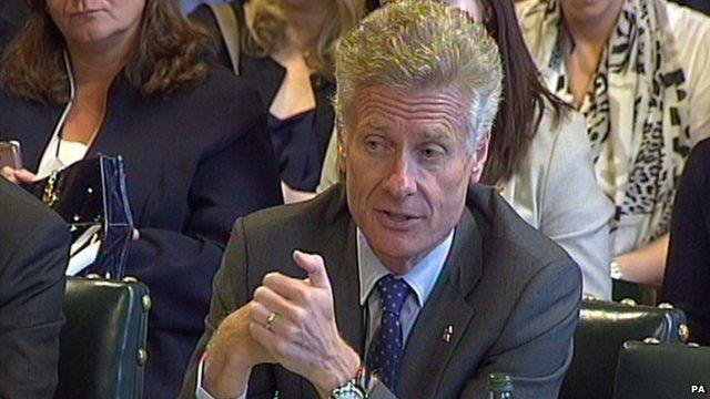 LOCOG chief executive Paul Deighton