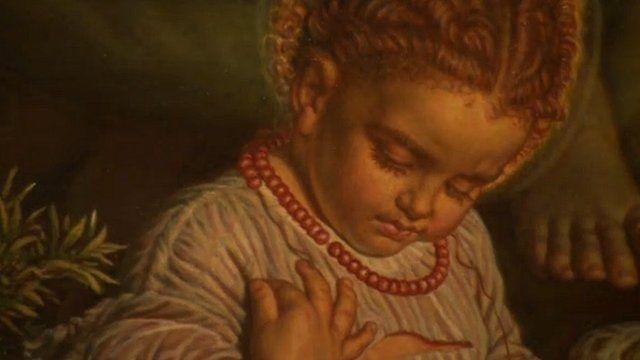 Pre-Raphaelite exhibition