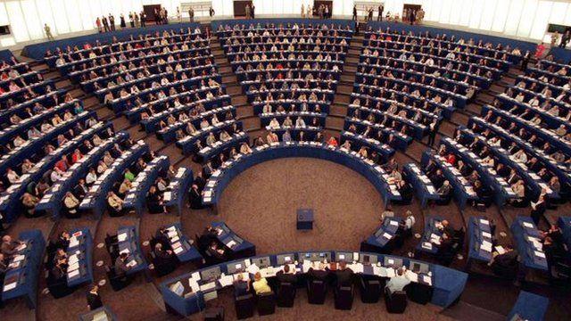 Parliament at Strasbourg
