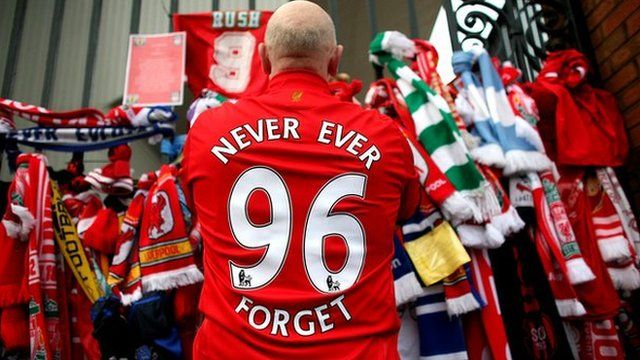 Man stood at the Shankly gates at Liverpool football club
