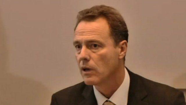 French prosecutor Eric Maillaud