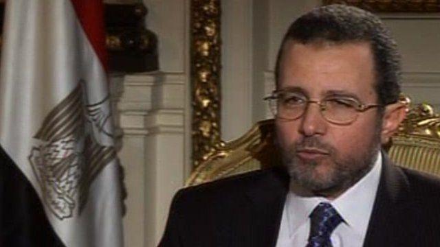 Egypt's PM Hisham Qandil
