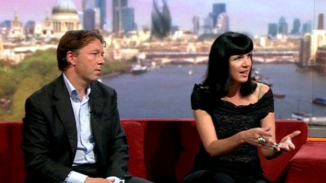 Philip Collins, Catherine Mayer on the Andrew Marr Show