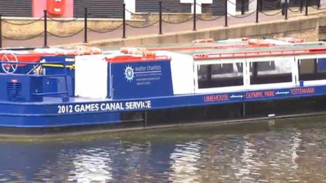 Canal boats from Water Chariots