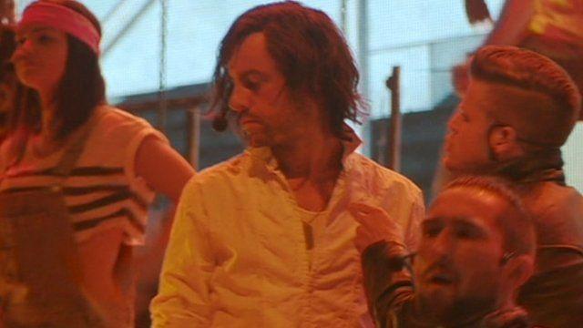Ben Forster in Jesus Christ Superstar