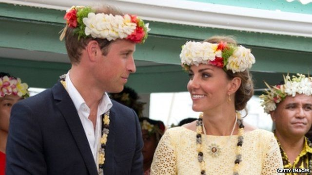 Prince William and Catherine