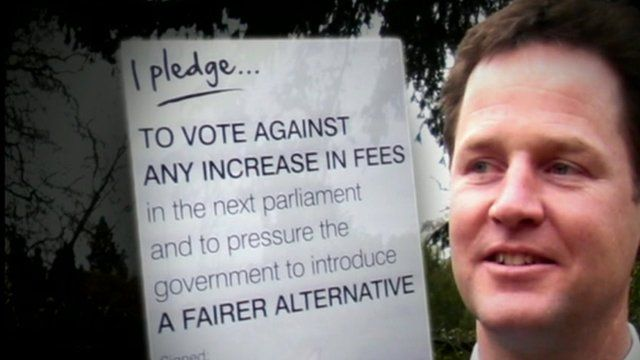 Image result for Liberal democrats tuition fees