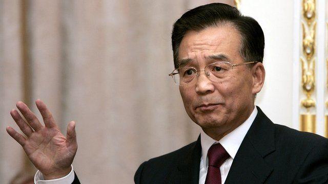 Prime Minister Wen Jiabao