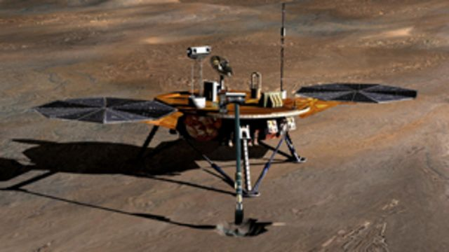 Old Opportunity Mars rover makes rock discovery