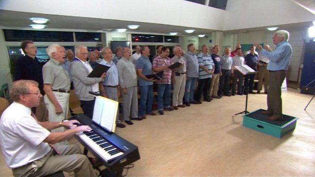 Basingstoke and North Hampshire Hospital choir
