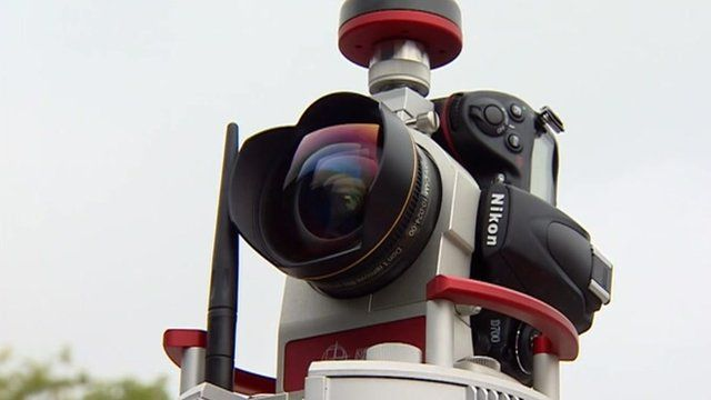 The new camera will help the police