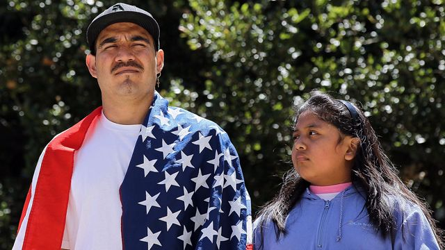 Hispanics in California