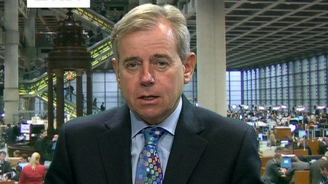 Lloyd's Chief Executive Richard Ward