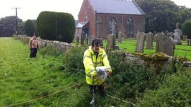 Search for missing Roman fort between Angus and Aberdeenshire
