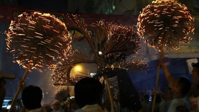 Fire Dragon Dance