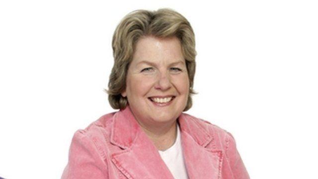 Broadcaster and comedian Sandi Toksvig