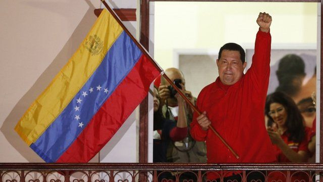 Hugo Chavez on 7/10/12