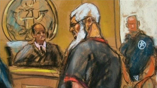 Drawing from previous court appearance