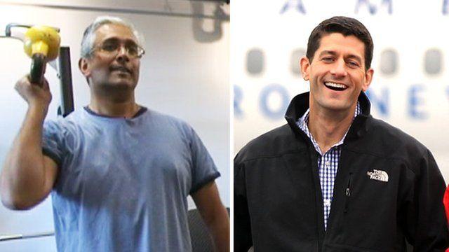 Paul Ryan, Jamie Coomarasamy composite