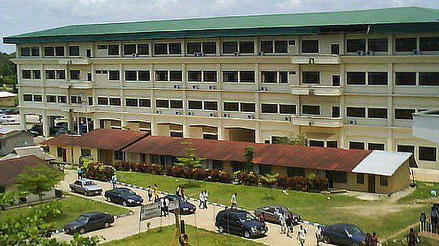 Port Harcourt university
