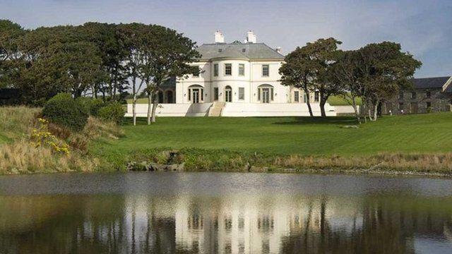 Isle of Man house (Black Grace Cowley)