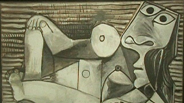 Work by Pablo Picasso