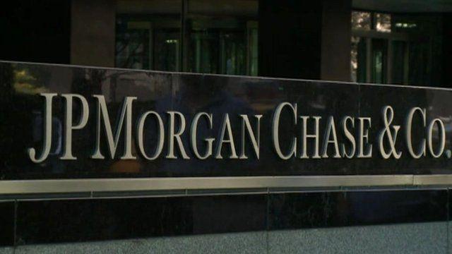JP Morgan Chase & Co sign