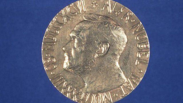 Norwegian Nobel Committee medal