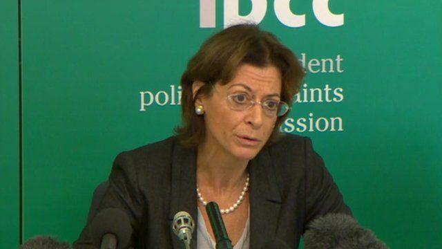 Deputy chair of the IPCC Deborah Glass