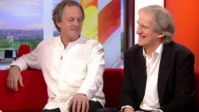 Paul Williams and Alan Stanton