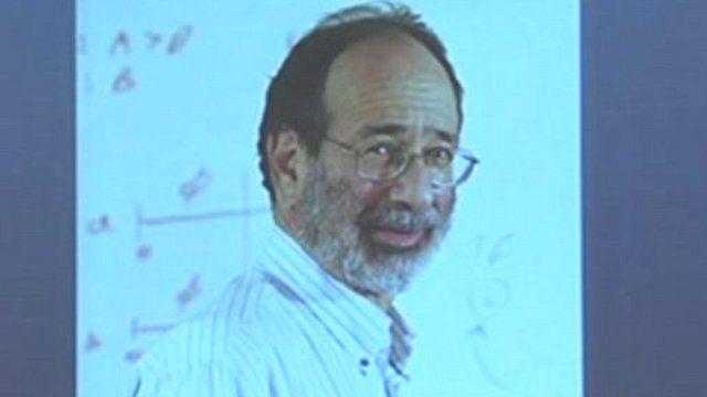 Alvin Roth, professor of economics at Harvard