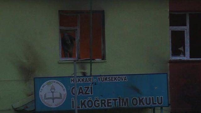 Primary school in Kurdish heartland of Turkey