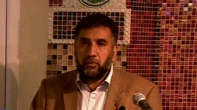 Ajaib Hussian of Harlow's Islamic Centre