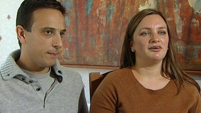 Daniel and Angela Formosa