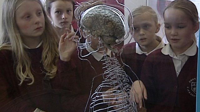 Children learning at At Bristol