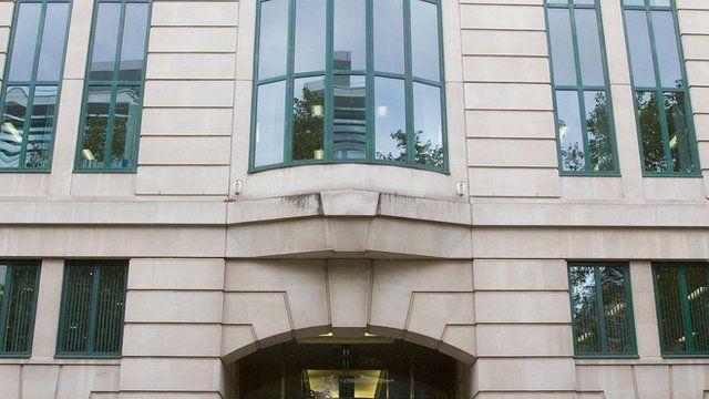 Whitehall building