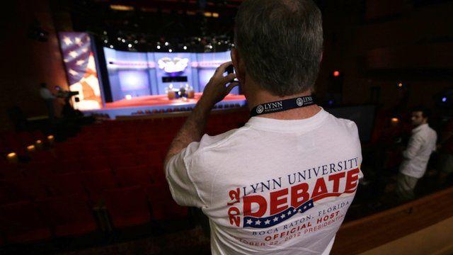 Debate setting