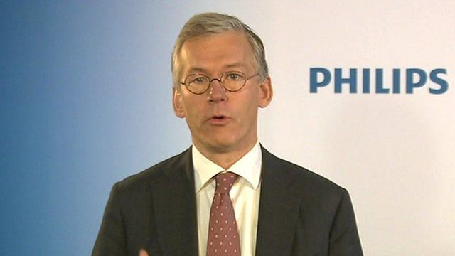 Frans van Houten, CEO of Philips