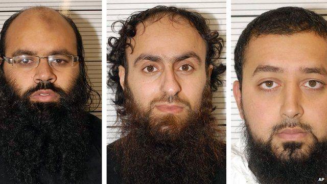 Birmingham men accused of terror plot