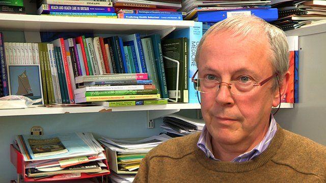 Prof Steve Iliffe, University College London