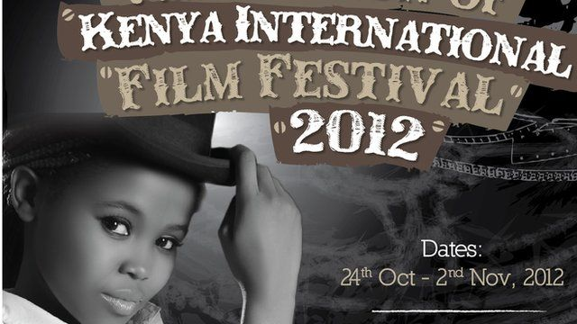 Poster for the Kenya International Film Festival