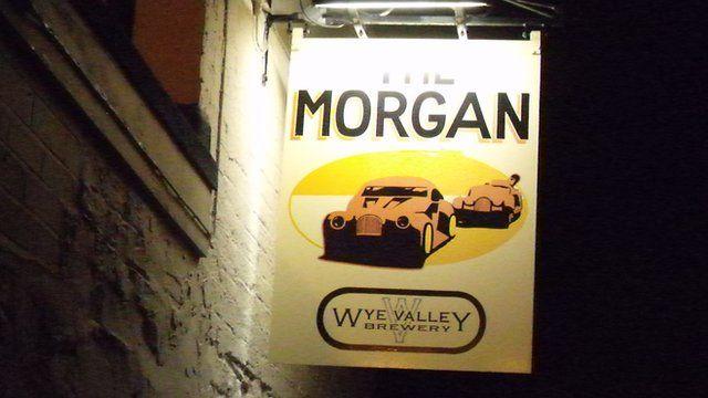 The Morgan Inn, Malvern
