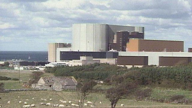 Wylfa on Anglesey