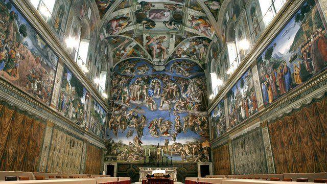 The Sistene Chapel