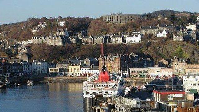 An t-Òban (Dealbh: Undiscovered Scotland)