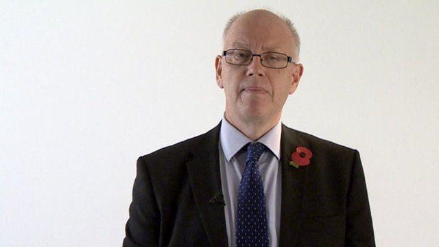 Geoff Gollop, Conservative candidate for Bristol mayor