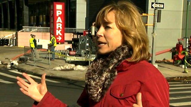 BBC News presenter and charity runner Sian Williams